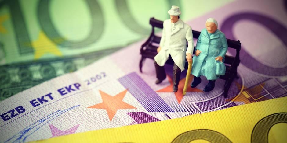 """La question de l'Internaute: """"Quid de mon épargne-pension chez AXA ? Suis-je protégé malgré le fait que la compagnie sto..."""