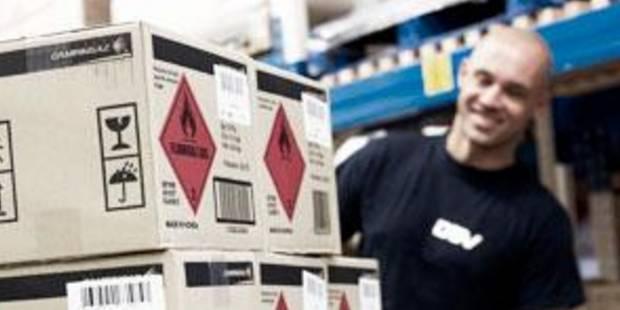 Seneffe: 150 emplois menacés au sein de l'entreprise DSV Logistics - La DH