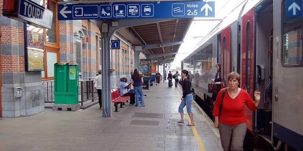 Gare de Tournai : Les toilettes resteront fermées tant que régnera l'insécurité - La DH