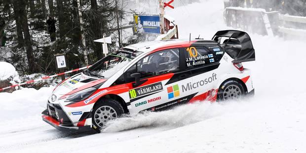 Rallye de Suède: victoire du Finlandais Latvala, Thierry Neuville 13e prend quelques points (Vidéos) - La DH