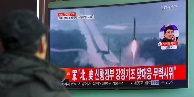 Missile nord-coréen: Etats-Unis, Japon et Corée du Sud demandent une réunion à l'ONU - La DH