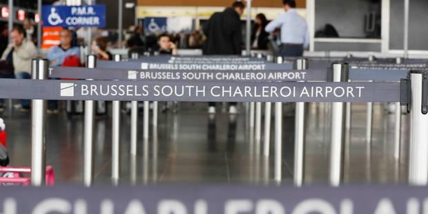 Charleroi Airport: Toujours plus de passagers - La DH