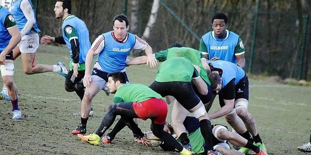 Belle promotion du rugby à Auderghem - La DH
