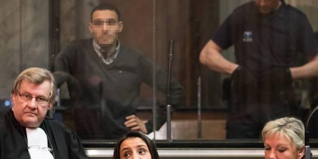Bilal Haddouche coupable de meurtre et Zalh Zakir d'homicide involontaire au métro Rogier - La DH
