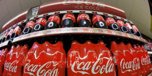 Sur le marché belge, quel est le cola le plus sucré? (NOTRE COMPARATIF) - La DH