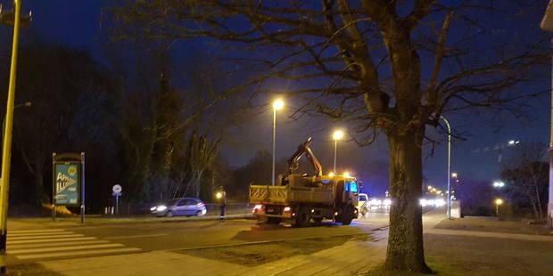 Tournai: De longues files suite à un accident - La DH