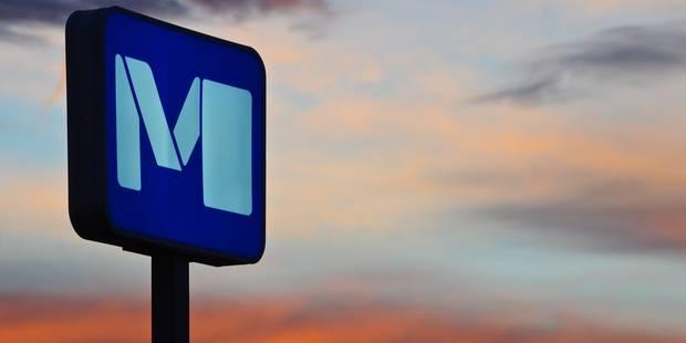 Trois membres de la bande du métro de Charleroi pincés - La DH