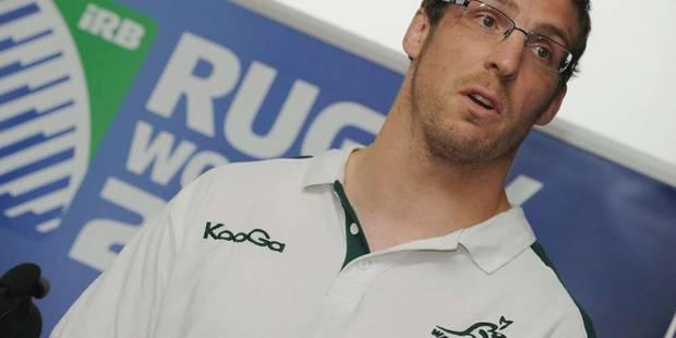 Rugby: Décès soudain de l'ancien international Dan Vickerman à 37 ans - La DH
