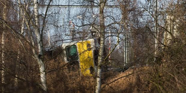 Déraillement d'un train à Louvain: Voici les lignes interrompues - La DH