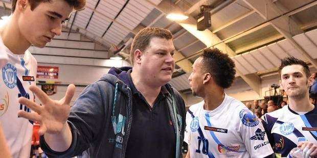 Volley-ball: Pierre Honnay ne prolongera pas à Waremme - La DH