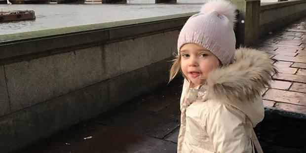 Leonore de Suède, adorable pour ses 3 ans - La DH