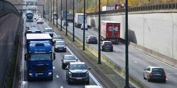 Taxe kilométrique : Le réseau wallon à péage étendu de 33 km en Brabant wallon - La DH