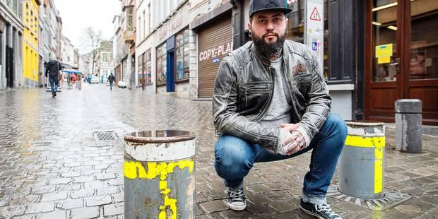 Mons : le tatoueur Massimo Balena craint pour la vie de sa famille - La DH