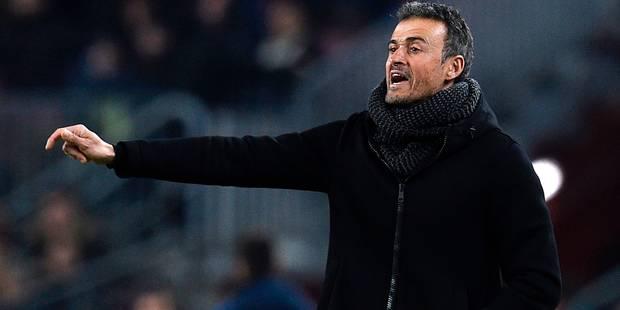 Luis Enrique quittera le Barça en fin de saison - La DH