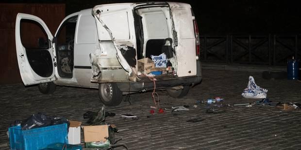 Bonbonnes de gaz à Saint-Gilles: le suspect a été relaxé - La DH