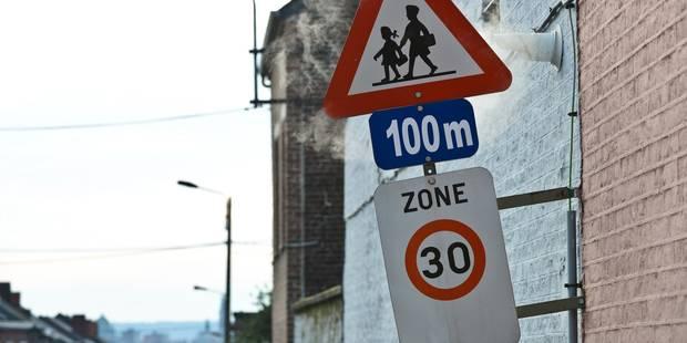 Groen veut instituer la zone 30 comme norme pour toutes les voiries locales à Bruxelles - La DH