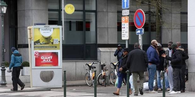 Saint-Gilles: Une interdiction de rassemblement pour lutter contre les taxis clandestins - La DH