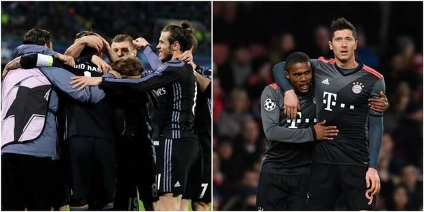 Ligue des Champions: Le Real se qualifie face à un vaillant Naples (1-3), le Bayern atomise encore une fois Arsenal (1-5...