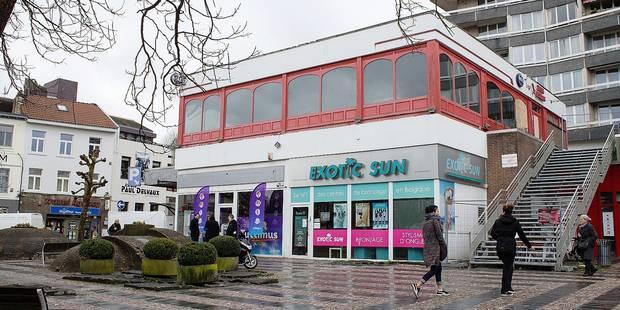 Boitsfort: Le futur salon-lavoir de la place Keym décrié - La DH