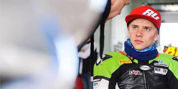 Motocyclisme: Loris Cresson face aux meilleurs mondiaux - La DH