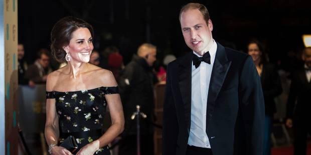 William et Kate à Paris pour célébrer les liens avec la France - La DH