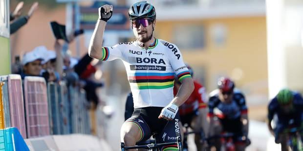 Milan-San Remo: Tous rêvent de battre l'ogre Sagan - La DH