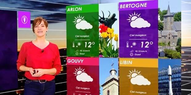 LIBRAMONT: Nouvelle météo sur TV Lux - La DH