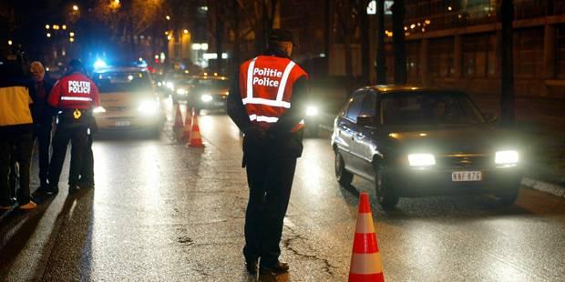 Waterloo: ivre, il cause un accident et traîne l'autre automobiliste sur plusieurs mètres - La DH