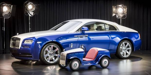 Rolls-Royce a du coeur... - La DH