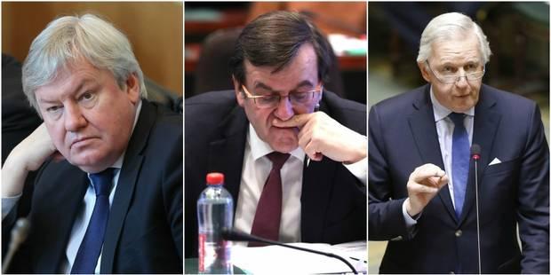 Découvrez pourquoi ces hommes politiques de premier plan seront entendus en commission Publifin - La DH