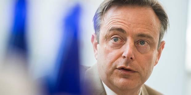 Véhicule suspect à Anvers: pourquoi Bart De Wever aurait pu se mettre à dos les parquets ? - La DH