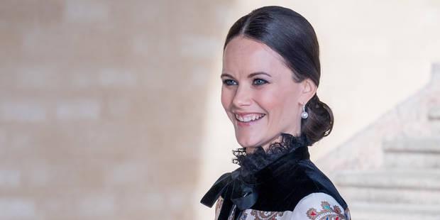 La princesse Sofia de Suède attend un deuxième enfant - La DH