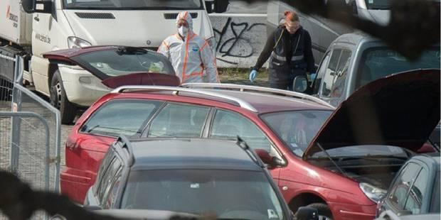 """Anvers: le conducteur fou inculpé pour """"tentative d'assassinat à caractère terroriste"""" - La DH"""