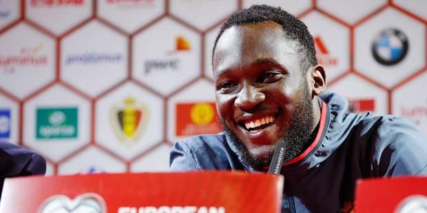 """Romelu Lukaku : """"Je veux devenir le meilleur 9 du monde"""" - La DH"""