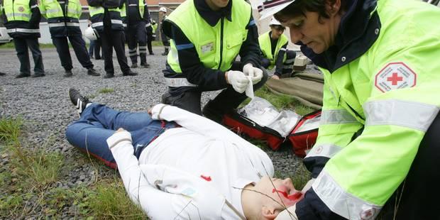 Hornu: il mord un policier pour tenter de lui échapper - La DH