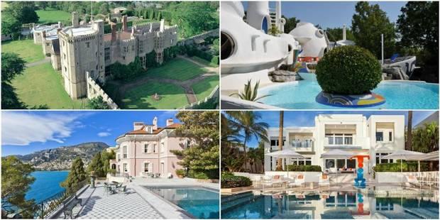 Huit villas ou bâtiments prestigieux à vendre - La DH