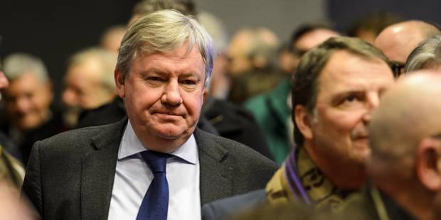 """Numéros Inami: """"Le fédéral a bidouillé le chiffres! """" accuse Marcourt - La DH"""