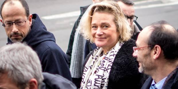 La mère de Delphine Boël regrette la décision du tribunal qui déboute sa fille - La DH
