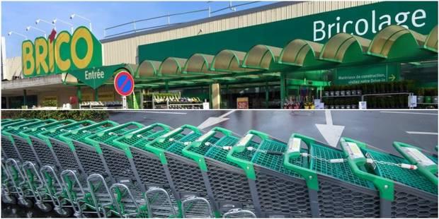 La majorité des magasins Brico en grève ce week-end - La DH