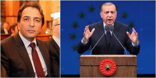 Un élu belgo-turc ne condamne pas Erdogan et critique les démocraties européennes - La DH