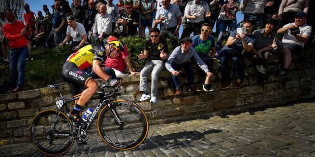 Tour des Flandres: les coureurs qui emprunteront les trottoirs ou pistes cyclables seront sanctionnés - La DH