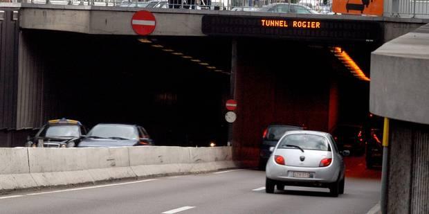 Bruxelles: les tunnels Trône et Bailly rouverts, le tunnel Rogier reste fermé - La DH