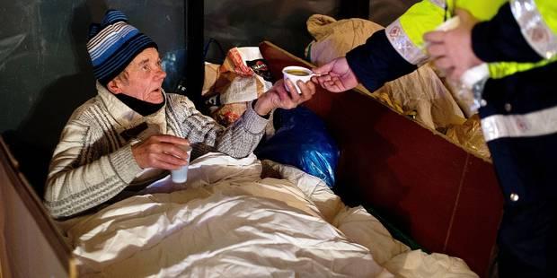 Bruxelles: Vers la fin de l'anonymat pour les sans-abri - La DH