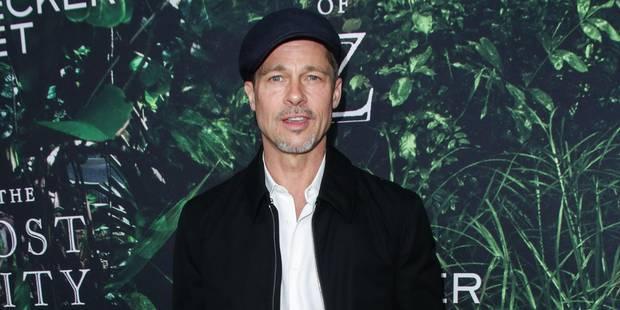 Brad Pitt amaigri mais toujours aussi charmant - La DH