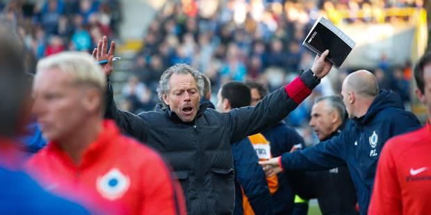 Trois mois de suspension requis contre le kiné du Club Bruges Jan Van Damme - La DH