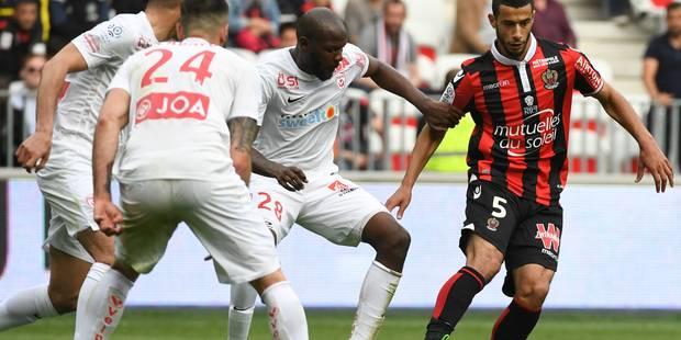 Ligue 1: le podium pour Nice, la rechute pour Lorient - La DH