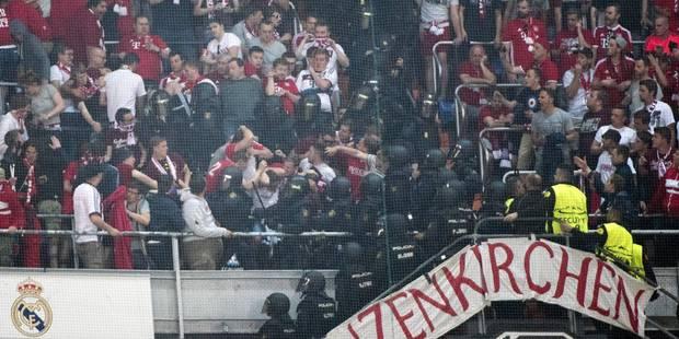 Real Madrid - Bayern: Bagarres à la mi-temps (PHOTOS) - La DH