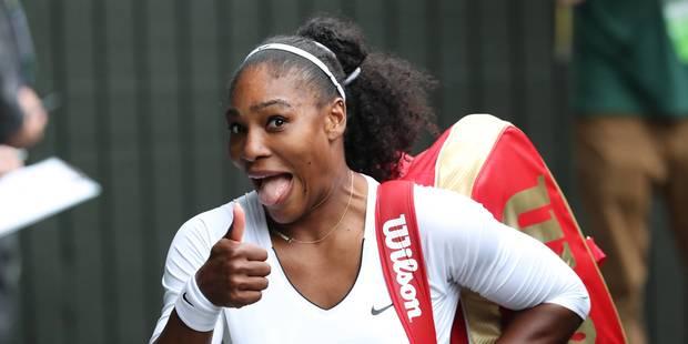 Serena Williams enceinte de son premier enfant ? - La DH