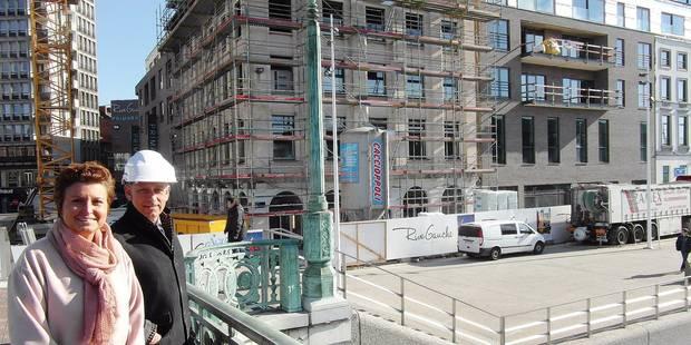 Rive Gauche à Charleroi: 49 appartement bientôt prêts - La DH