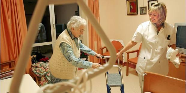 Bruxelles: Les lits en maisons de repos et de soins manquent à l'appel - La DH